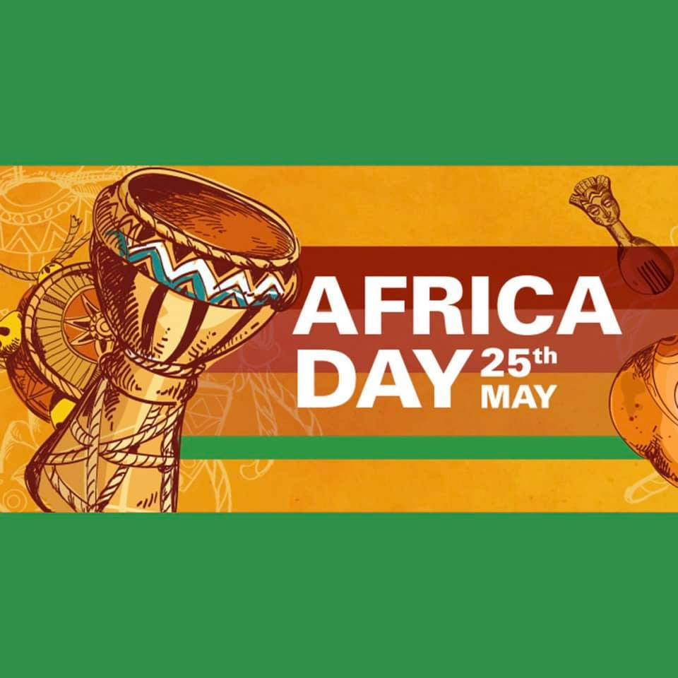 Africa Day Celebration - African Fashion and Art Exhibition